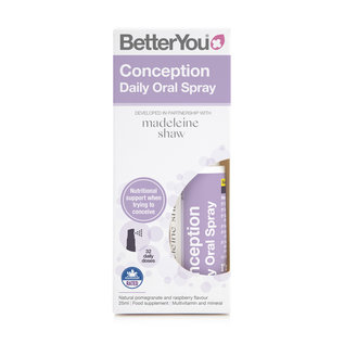 Better You Betteryou Conception Daily Oral Spray 25ml