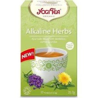 Yogi Tea Yogi Tea Alkaline Herbs 17 bags