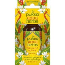 Pukka Pukka aqua herbs turmeric, ginger & hint of orange
