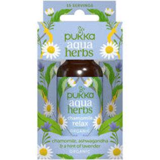 Pukka Pukka Aqua Herbs Chamomile Relax