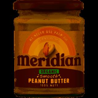 Meridian Meridian Organic Smooth Peanut Butter 280g