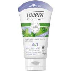 Lavera wash & scrub mask 3 in 1