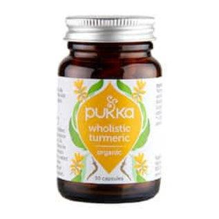 Pukka Pukka Organic Wholistic Turmeric 30s