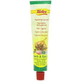 Suma Tartex Herb & Garlic Vegetarian Pate GF 200g
