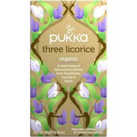 Pukka Pukka licorice tea