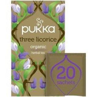 Pukka Pukka Three Licorice Tea 20 bags