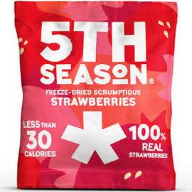 5th season 5th season freeze dried sensational strawberries
