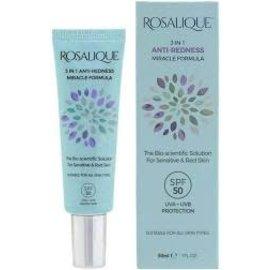 Rosalique Rosalique 3 in 1 Anti-Redness Miracle Formula SPF 50