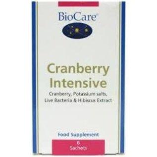 Biocare Bio Care Intensive 6 sachets with live bacteria