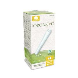 Organyc Tampons Regular 100% Organic Cotton 16 pcs