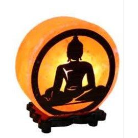 Buddha Design Salt Lamp