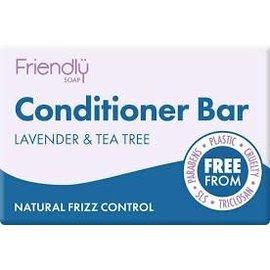Friendly Soap Friendly conditioner bar Lavender & Tea tree