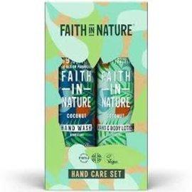 Faith In Nature Faith in Nature Coconut hand & Body set