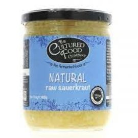 The Cultured Food Company The Cultured Food company organic raw saurkraut