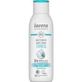 Lavera Lavera 250ml Express sensitive body lotion Organic Aloe Vera & Organic Jojoba