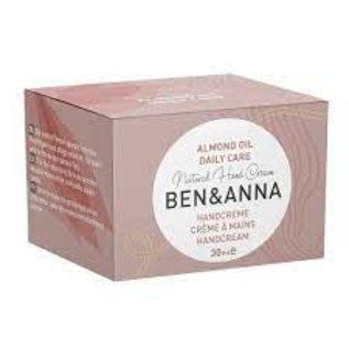 Ben &anna Ben&Anna Natural Almond Hand Creme