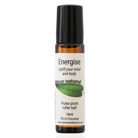 Amour Natural Energise Roller Ball 10ml