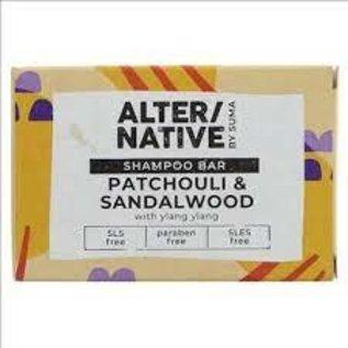 Alter/Native Shampoo Bar Patchouli and Sandalwood
