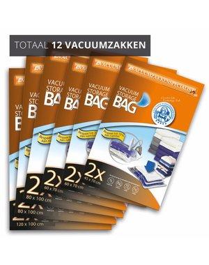 Pro Vacuumzakken Home [Set 12 Zakken]