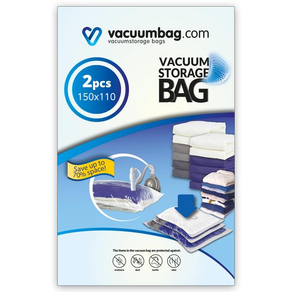 Vacuumbag.com Vacuumzak 150x110 [Set 2 vacuumzakken]