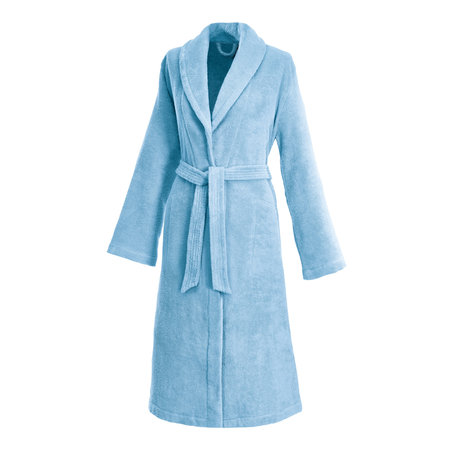 CIEL | LADIES'  ROBE WITH SHAWL COLLAR