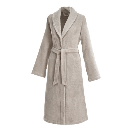 SAND | LADIES' ROBE WITH SHAWL COLLAR
