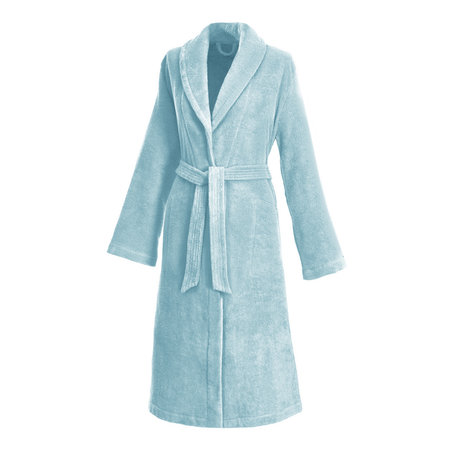 ARCTIC GREEN | LADIES' ROBE WITH SHAWL COLLAR