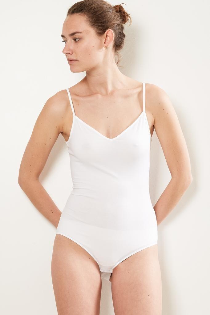 hanro - body suit cotton sensation