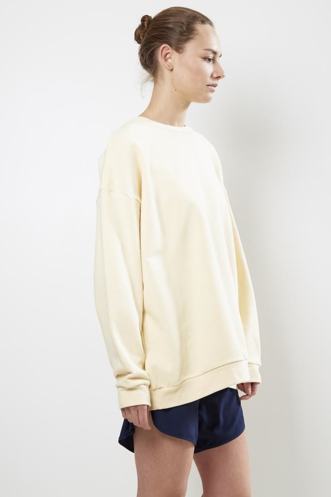 Can Pep Rey classic oversize sweatshirt summer melon