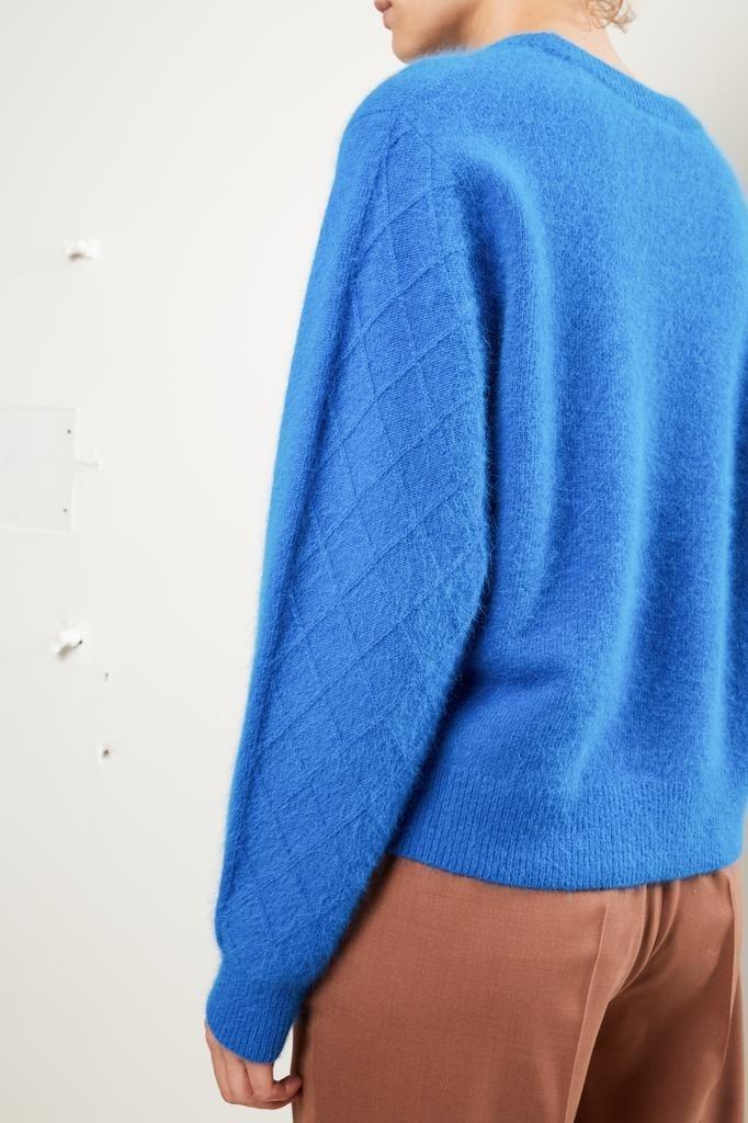 Frenken - Present knitted top