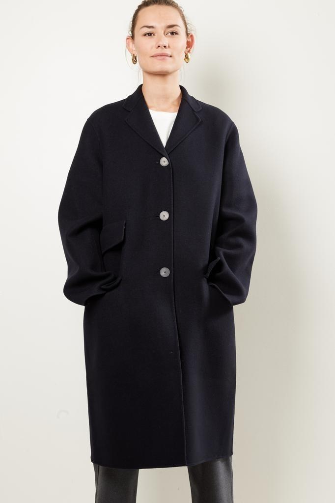 Sofie d'Hoore - Cruz double faced wool coat