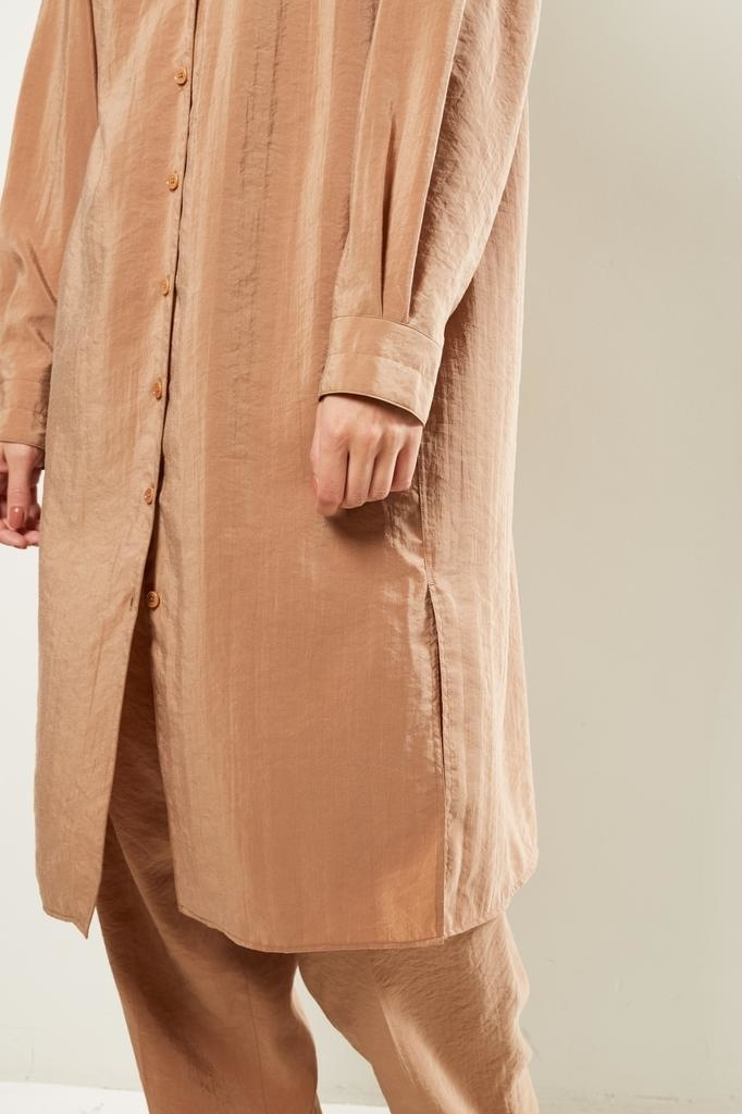 Lemaire - Zipped dress.