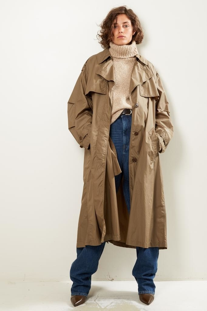Isabel Marant Clem raincoat