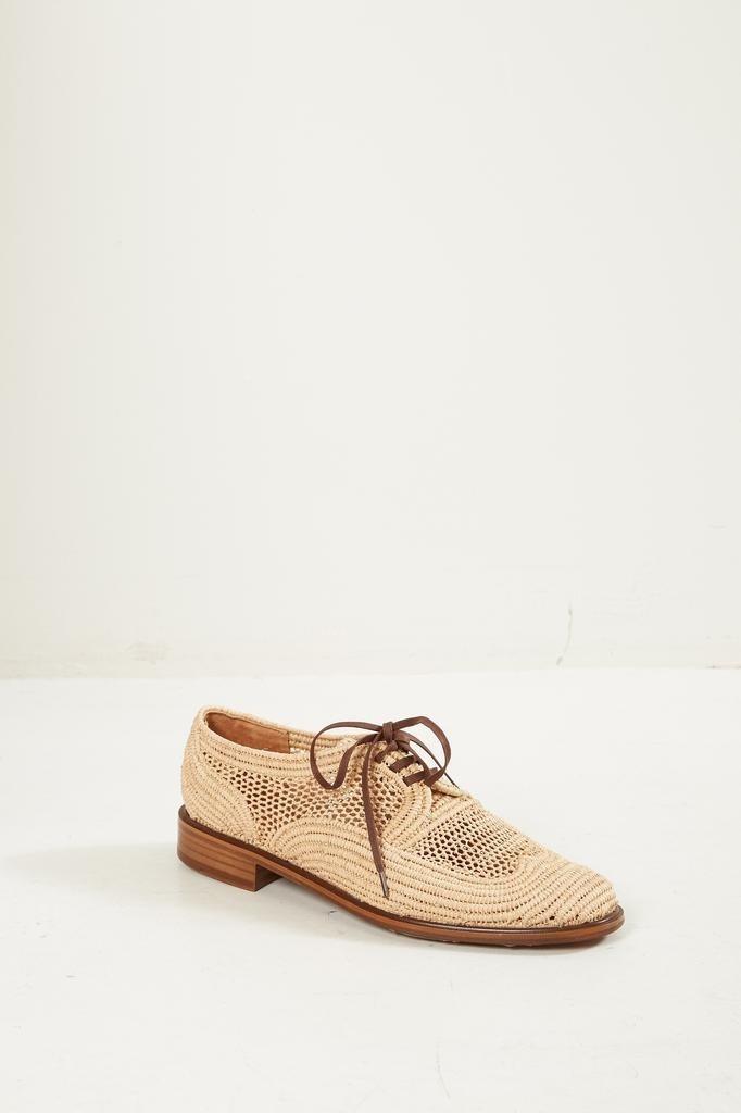 Clergerie Japaille shoes Naturel.