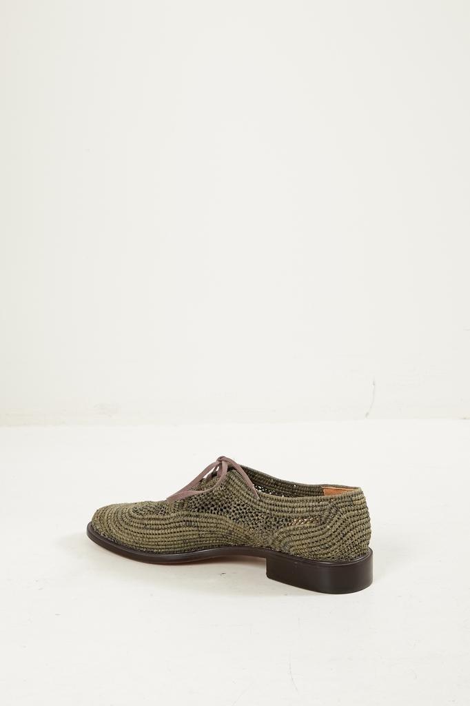 Clergerie - Paille lace up shoes Oyat.
