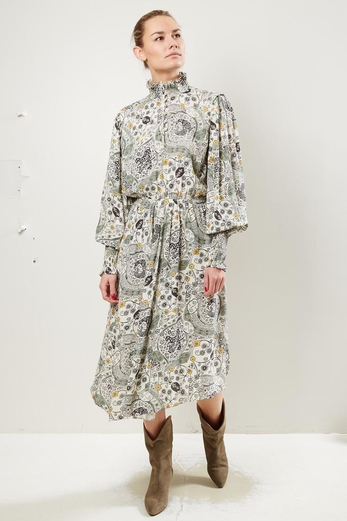 Etoile Isabel Marant - Cescott printed city dress