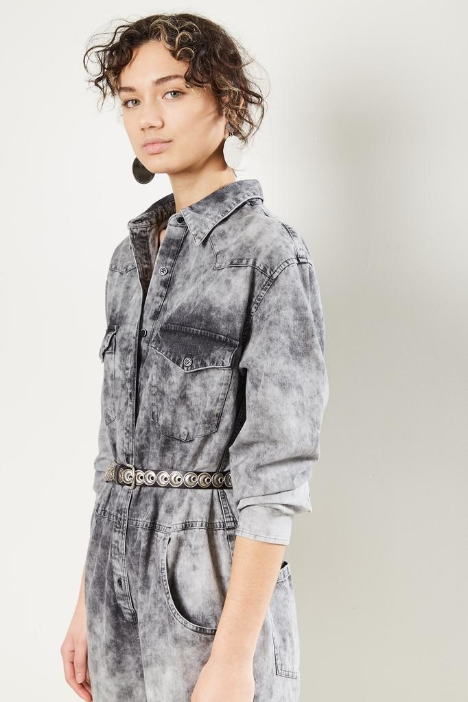 Etoile Isabel Marant - Idesia jean shirt all in one