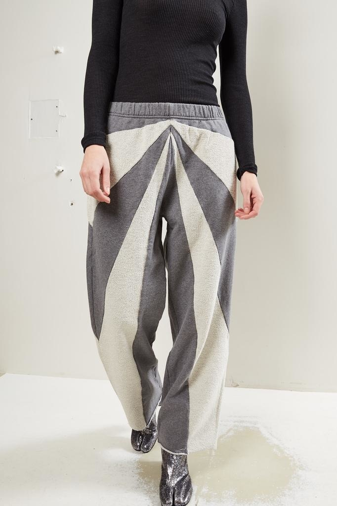 MM6 Unbrushed cotton sweat pant