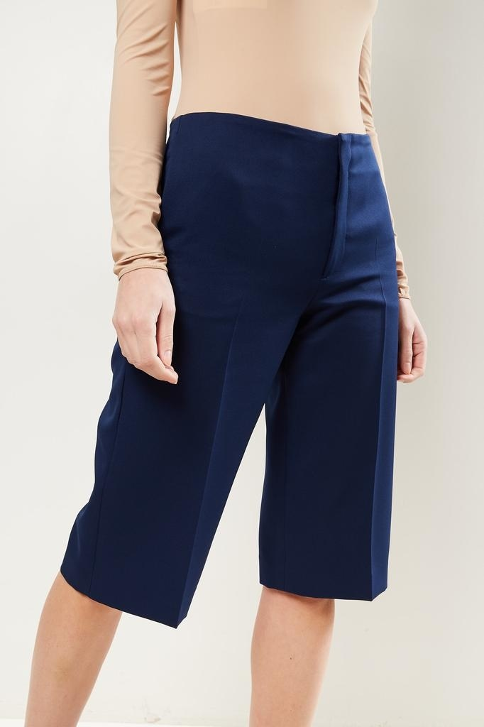 Maison Margiela Straight fit shorts.
