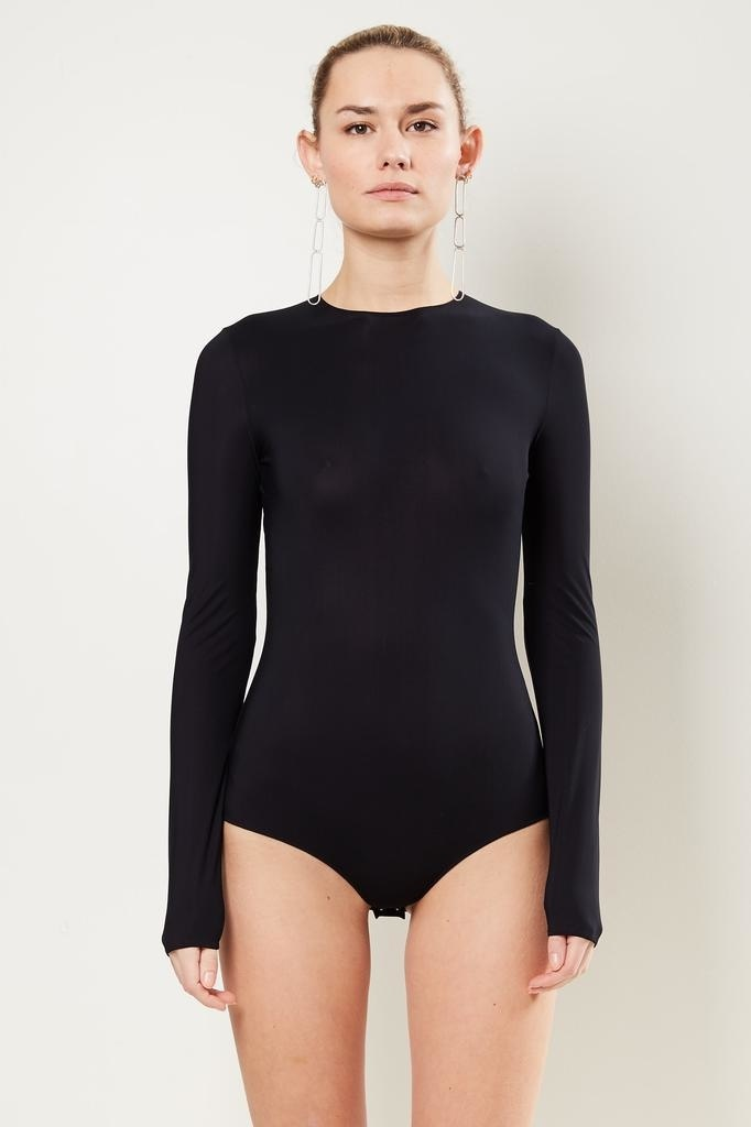 Maison Margiela - Long sleeved bodysuit.