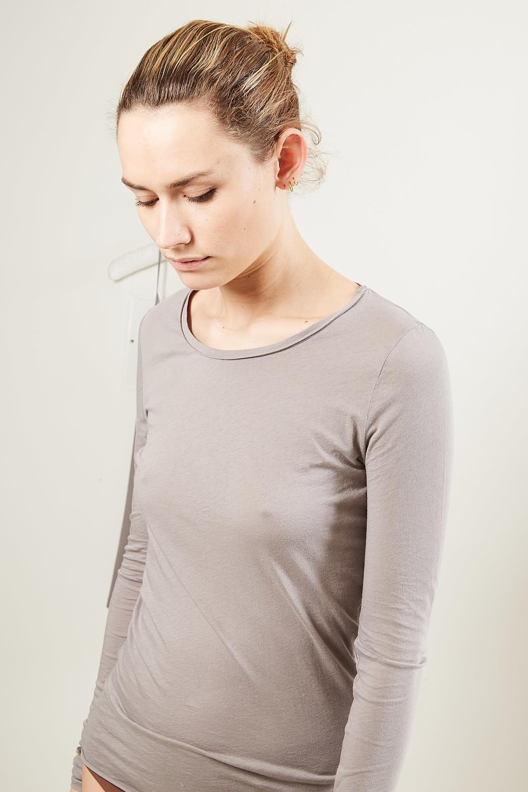 Humanoid - Janes jersey bio tees ash