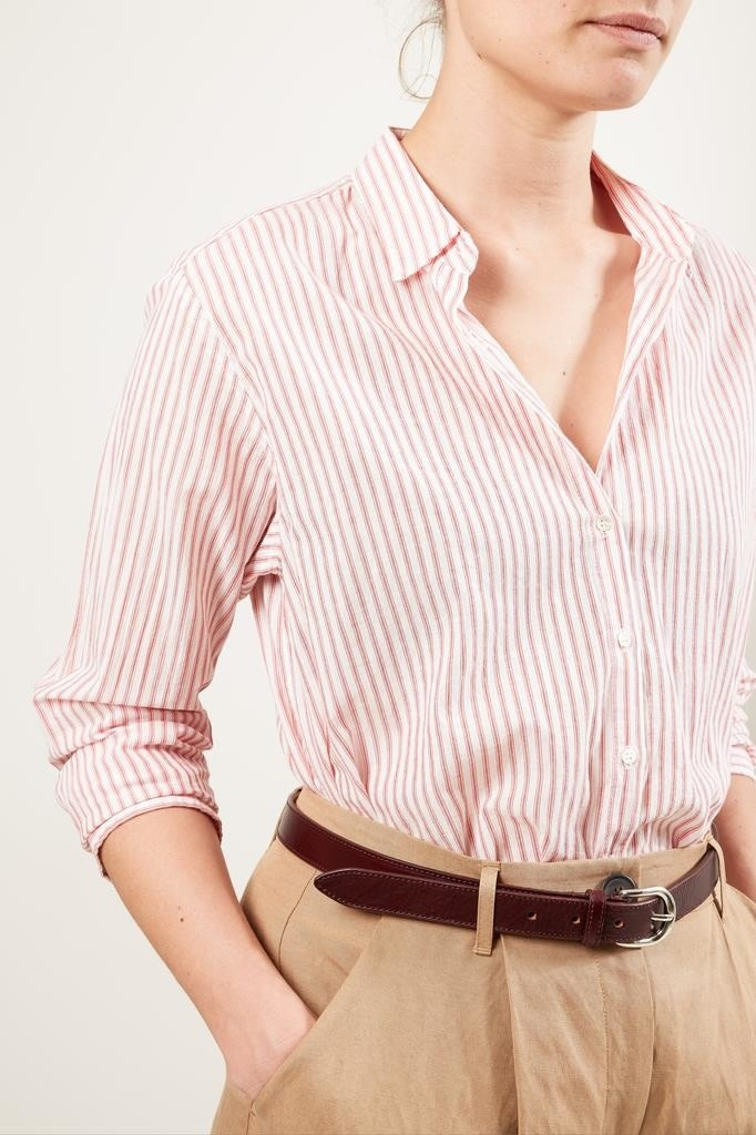 Xirena - Beau sundance cotton stripe shirt