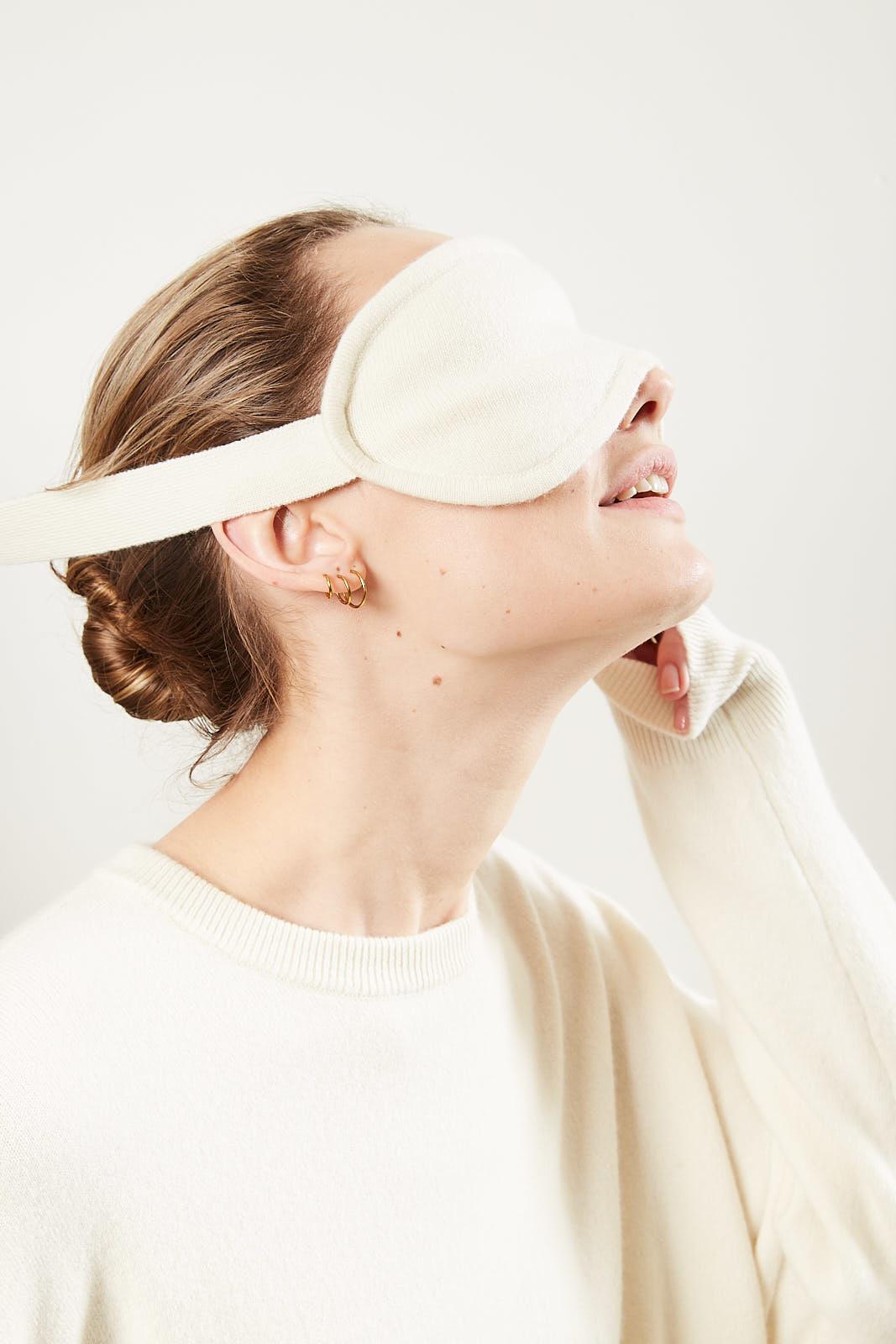 extreme cashmere - glasses cashmere cream