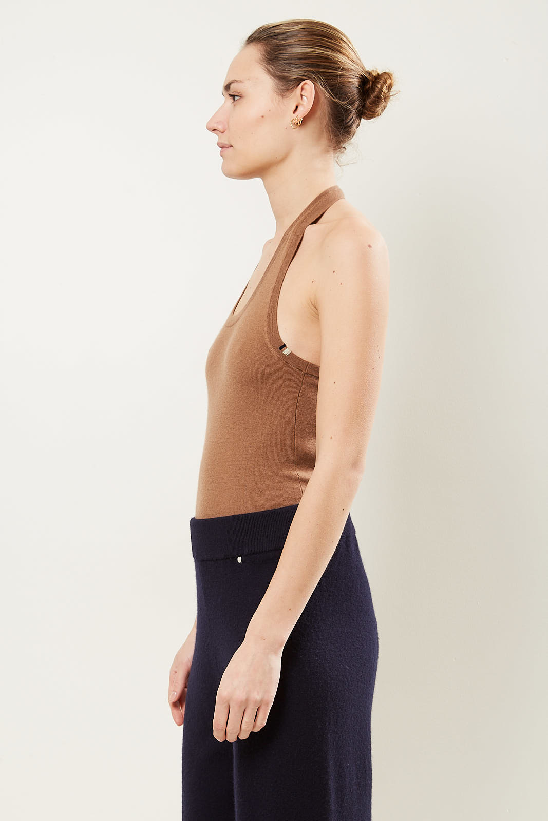 extreme cashmere - swim cashmere all in one tan