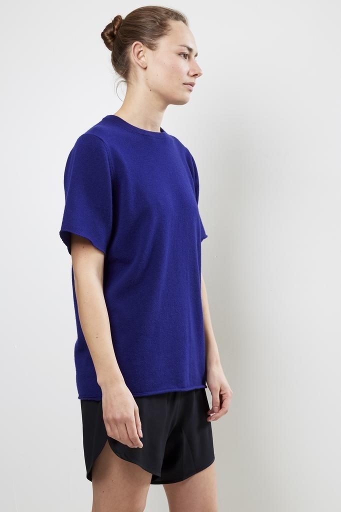extreme cashmere - No64 classic unisex tshirt electric blue