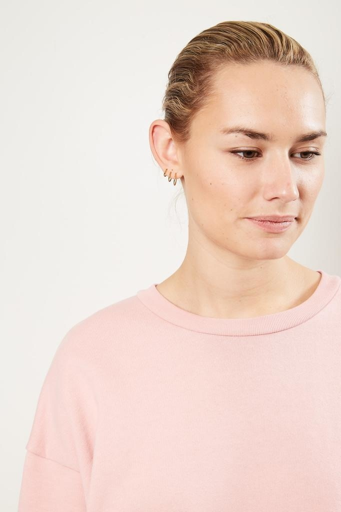 Can Pep Rey Classic sweater dusty pink