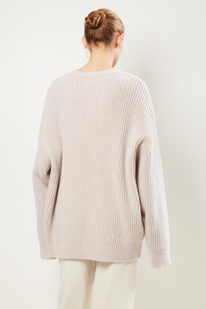 Can Pep Rey - Alan unisex pullover off white