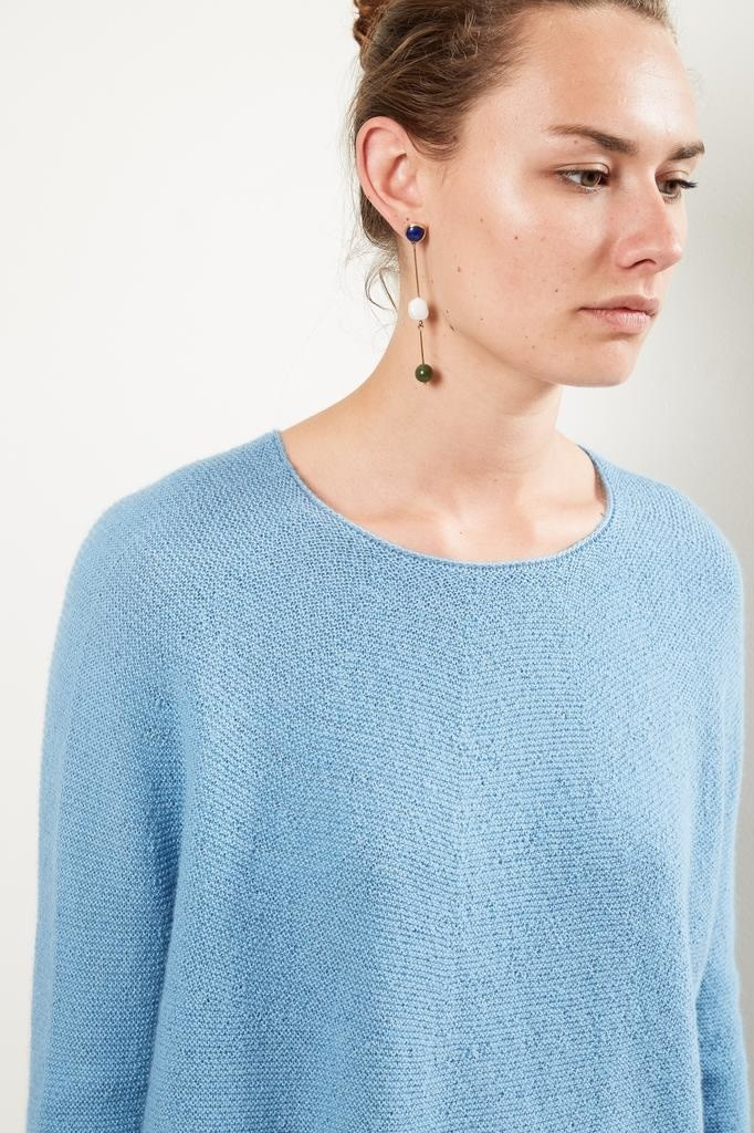 Christian Wijnants Kasima whole garment sweater