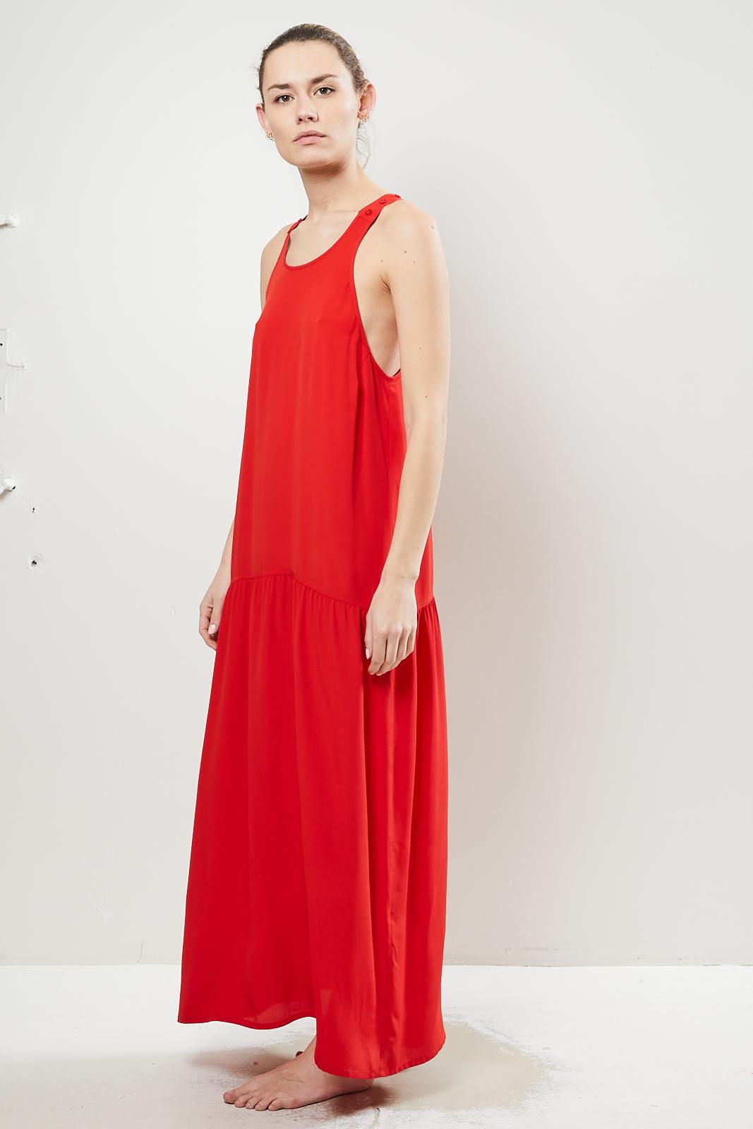 Monique van Heist - daisy silk dress