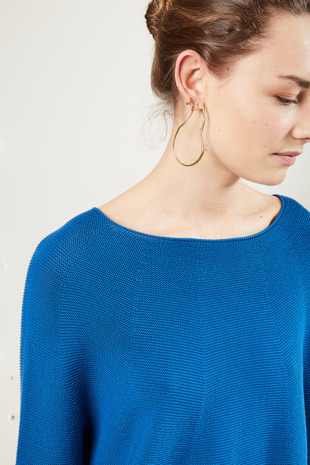 Christian Wijnants Kumi classic knit sweater.